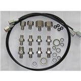 德鲁克610-100引压管和转换接头套件