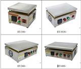 加热台-实验加热台-邦定恒温加热台-电子恒温加热台-铝基板焊接恒温加热台
