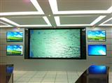 笔特尔DLP无缝大屏幕显示系统助力智慧城市建设