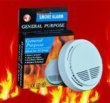 独立烟感 消防检查光电烟感探测器沃尔玛验厂专用