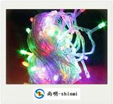 节日装饰led彩色灯串 led string light