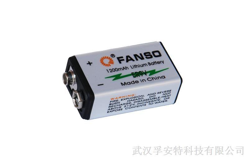 仪表专用一次锂电池图片
