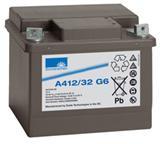 德国阳光蓄电池A412/32G6代理商