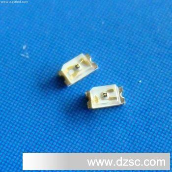 供应LED贴片0603 80MCD SMD0603灯珠 正品 发光二极管