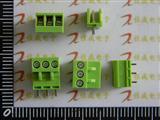 接插端子 直针HT5.08-3P 插头+直针插座 接插件 300V/10A