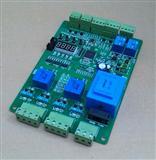 AS520单相可控硅触发板 电机软启动触发板 软起动器控制板