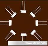 批发 石英晶振谐振器 12.288M晶振 直插晶振
