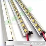 LED珠宝灯 LED柜台灯 led展柜灯条 5050带V型铝槽硬灯条 72灯