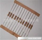 全系列1/4W碳膜电阻1R-10M 2.2R 3.3R 4.7R 5.6R 6.8R 8.2R