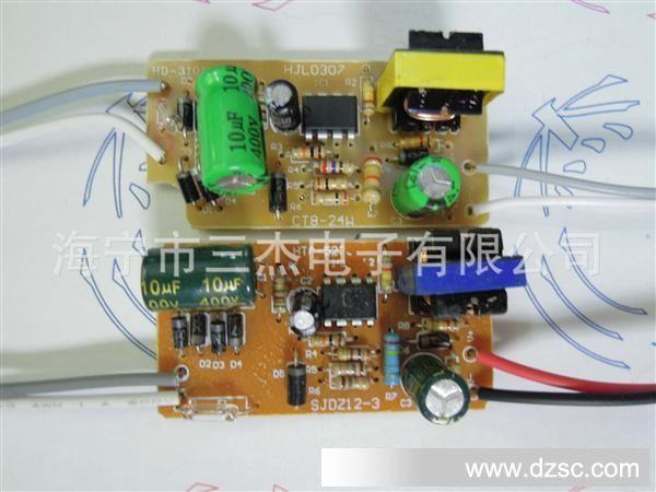 驱动器参考设计电路图(3)   基于ap3766的led驱动电路 原理 高清图片