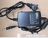 12V1A双线电源适配器适用于LED灯条,安防监控摄像机电源,数码相等