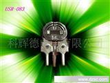 083方孔型立式可调电阻2M阻值侧调铁壳预调微调电位器