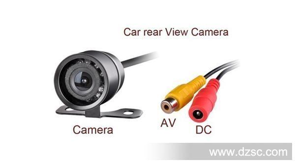 倒车高清摄像头 倒车摄像头 红外 车载摄像头 高清