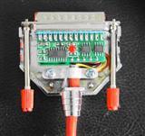 三菱FX和A系列PLC编程电缆SC-09+(红色带IC)