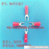 :[正品保证]SV1.25-4M叉形预绝缘端头1000个 铜接线端头