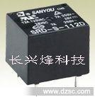 代理SRD-S-105D三友继电器用于家电、空调、汽车、自动售货机等