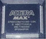 ALTERA可编程逻辑器 EPM3128ATC100-10N