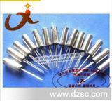 负载电容6PF 32.768KHz 3*8 圆柱晶振 表晶 晶振