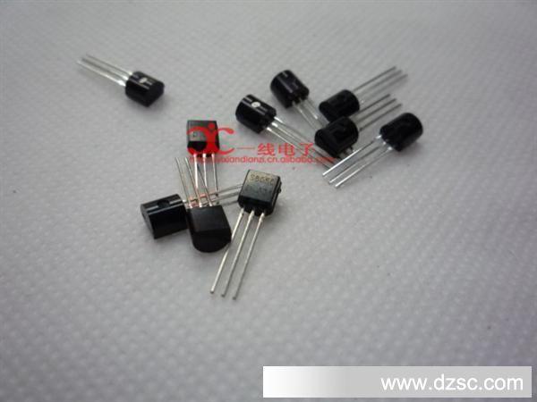 npn硅低频小功率三极管
