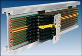HXPnR-M、HXPnR-C、HXPnR- Ω系列多极铜排板式滑线