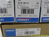 全新原装欧姆龙连接电缆CS1W-CN118原装正品 现货议价