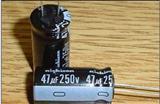 NICHICON(尼吉康)铝电解电容全系列 无铅环保直插电容