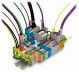 万可WAGO轨装式接线端子大电流接线端子
