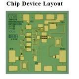 M/A-com  XB1008-BD-000V  10-21 GHz 毫米波缓冲放大器   GaAs  MMIC