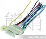 五菱宏乐/之光车载DVD CD主机汽车音响改装线音响插头线电源线