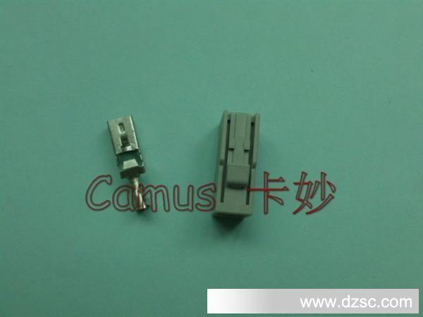 批发现代fm天线/汽车线束连接器/接插件/接线接头/一孔/端子