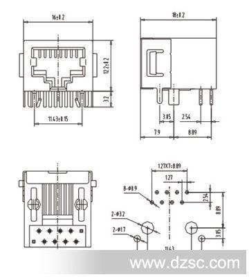 6Zp5Zu95aSp5oOg6aaZ_rj45网络插座zp56b