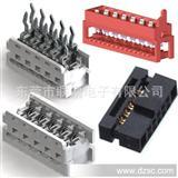 IDC压线头,IDC插头,红色IDC,黑色IDC,白色IDC