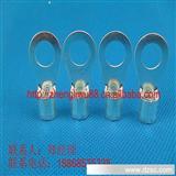 :纯铜保证!RNB圆型裸端头3-8冷压端子 3平方 M8螺孔