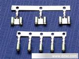 专业生产圆管端子,连接器8脚卡扣端子,5557镀金端子,USB连接器