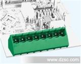 优质接线端子,间距5.08插拨式端子插座
