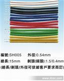 外径0.38mmPE电子线/导线(符合玩具行业17P要求)
