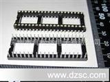40P 圆孔IC插座 IC座 IC座子 单片机插座 1条15元总480只脚实价