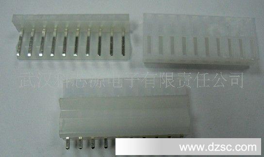 CH-3.96 系列接插件 0.15/位 2P即2*0.15=0.3 以此类推,此类产品因价格便宜,10个起售! 武汉科芯源电子有限责任公司,是集工 商 贸科研于一体的综合性电子公司。主要代理和销售的产品有:一 OMRON欧姆龙 松下 台湾国兴 台湾欣大 浙江亚洲龙 固特等各类继电器。 二 代理经销世界知名品牌IC,有AD BB TI ST ON MAX等公司的集成电路 三 代理欧姆龙 温州金宏按纽开关 指示灯等 四 代理进口BOURONS波恩斯各型号电位器 五 经销各种贴片电阻电容 二三极管等电子元器件