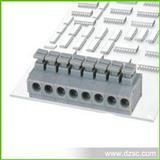 260、235免螺线接线端子台、弹簧按压式接线端子、间距3.81