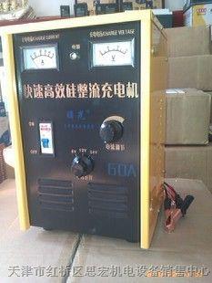 供应天津12V电瓶充电器 6V12V24V充电器 60A电瓶充电器 电瓶充电机