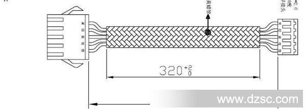 图纸线排线端子导线网上如何线束查看在规划局图片