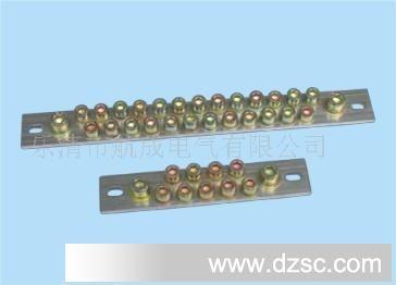 现货厂家直销高质量铜排 铜接线端子 铜条 零线端子