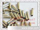 EN4018管形裸端子 冷压接线端头 TG型接头 铜管连接器 铜鼻线耳