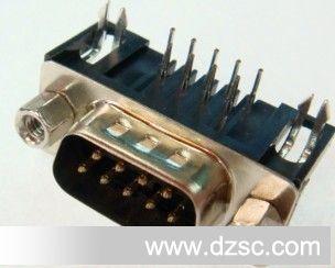 压力变送器生产厂家_D-SUB 9PIN 板卡公座 DB 公头9芯 90度弯脚插板公座 DB9公PCB板端_其他 ...