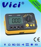 VC60B+ 绝缘电阻测试仪/兆欧表 高压声光报警功能