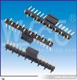 电路板连接器,2.0mm单排针, SMT