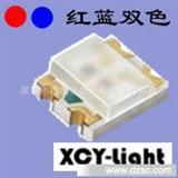 0603双色LED 红蓝双色 红蓝双闪 价格优势 欢迎咨询