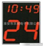 淮安乐明,篮球24秒-14秒倒计时,体育电子屏,球赛倒计时电子屏