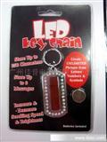LED钥匙扣 LED 发光走字 钥匙扣(图)