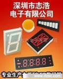 全系列LED数码管、时钟板、发光块等